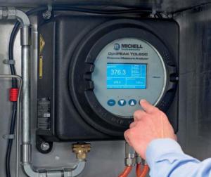 OptiPEAK TDL600激光法天然气湿度分析仪