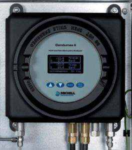 Condumax II 碳氢露点分析仪