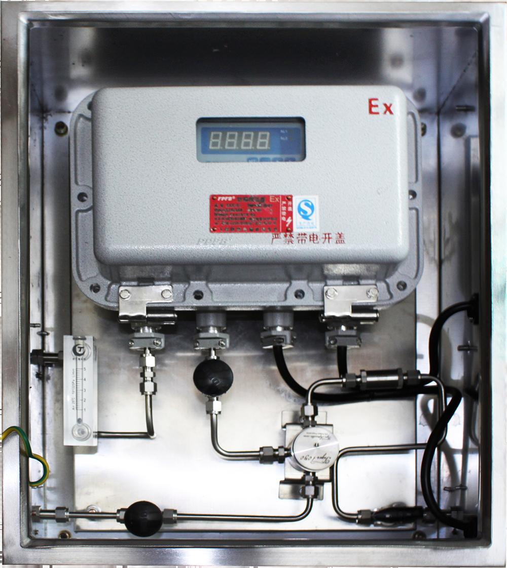 DMS1000/2000/3000水分析系统