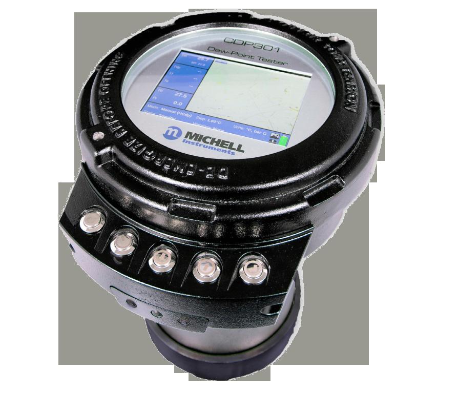 CDP301bian携式天ran气ting水lu点分析仪